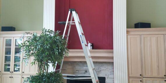 cabinet refinishing and cabinet restoration