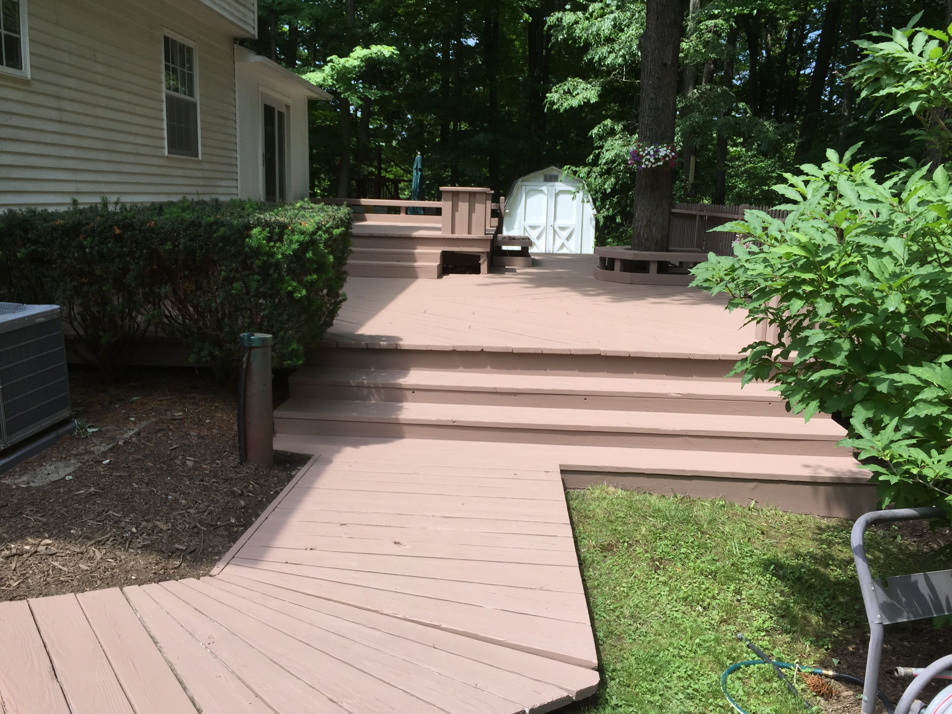 novelty-exterior-deck-staining